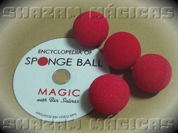 SPONGE BALL + ENCYCLOPEDIA