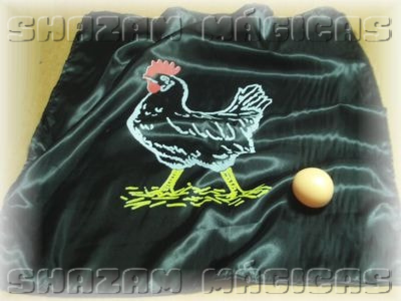 EGG PRODUCTION NAPKIN (LENÇO GALINHA)