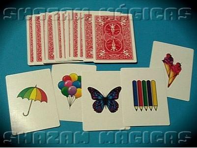 MATCHING CARD