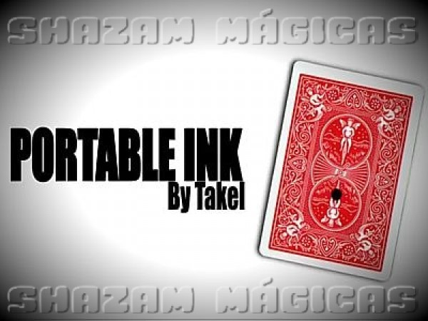 PORTABLE INK