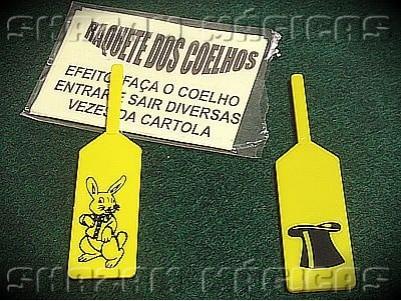 RAQUETES DO COELHO