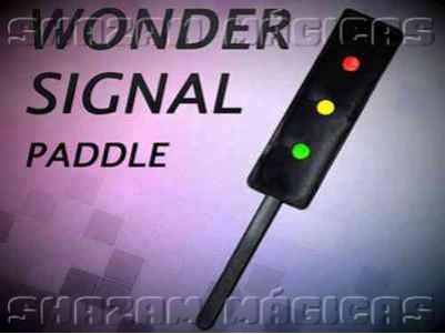 WONDER SIGNAL PADDLE