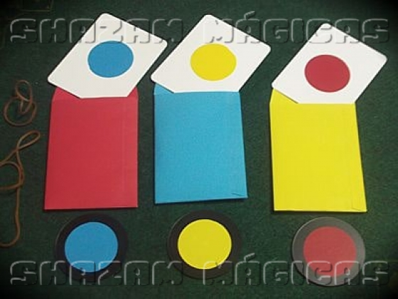 ENVELOPE COLOR ILLUSION